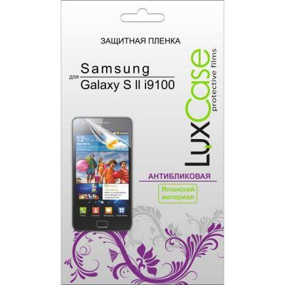 �������� ������ LuxCase ��� Samsung Galaxy S II i9100 (������������) (80502)