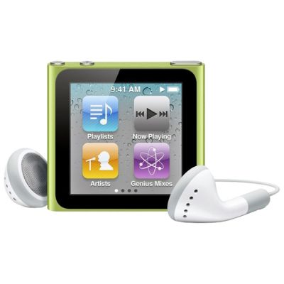 ���������� Apple iPod nano 6 16Gb Green