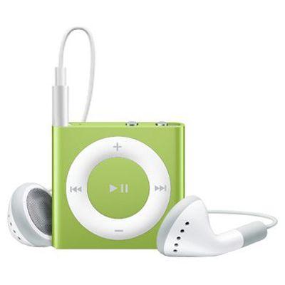 Аудиоплеер Apple iPod shuffle 4 2Gb Green