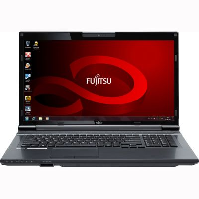 Ноутбук Fujitsu LifeBook NH532 Black VFY:NH532MPZD2RU
