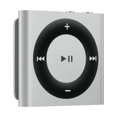 Аудиоплеер Apple iPod shuffle 4 2Gb Silver