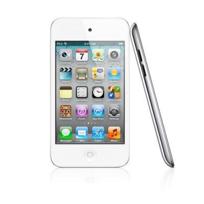 Аудиоплеер Apple iPod touch 4 32Gb White MD058RP/A