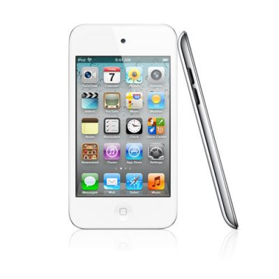 ���������� Apple iPod touch 4 64GB White MD059RP/A