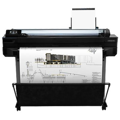 Принтер HP Designjet T520 36-in ePrinter CQ893A