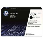 ��������� �������� HP Toner Cartridge HP 80X Black Dual Pk lj CF280XD