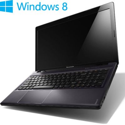 Ноутбук Lenovo IdeaPad Z580 Grey 59343099 (59-343099)