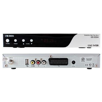 TRICOLOR комплект спутникового телевидения Триколор - Второй ресивер в дом (GS-8304N)