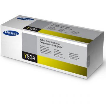 Тонер-картридж Samsung Yellow/Желтый (CLT-Y504S)