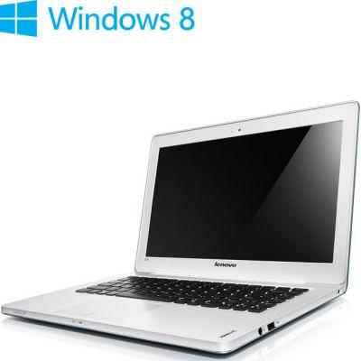 Ультрабук Lenovo IdeaPad U310 Blue 59343338 (59-343338)
