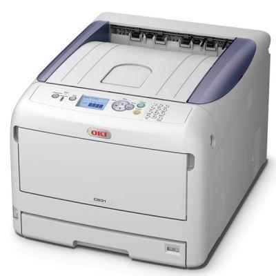 Принтер OKI C831dn 01318802